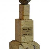 Statuetka Kruszec Biznesu 2008