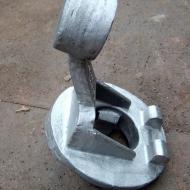 odlewy ze staliwa - ramie dzwigni staliwo
